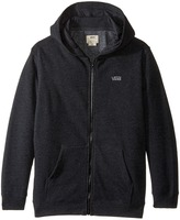 Vans Kids Core Basic Zip Fleece IV (Big Kids)
