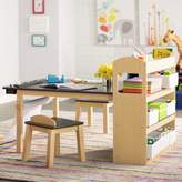 Viv + Rae Emilio Kids 3 Piece Arts and Crafts Table and Chair Set