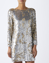 Monsoon Juliet Sequin Dress