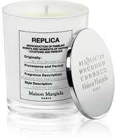 Maison Margiela At The Barber's Lidded Candle