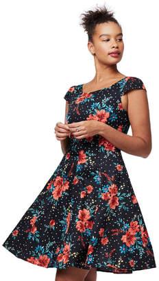 Keen Peachy Dress