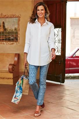 Women Tesori Print Pants