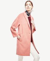 Ann Taylor Petite Cocoon Coat