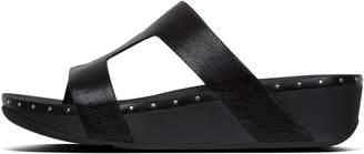 FitFlop Marli H-Bar Leather Slides