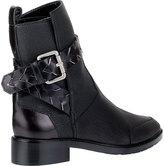 Proenza Schouler Leather short boot