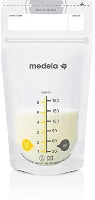 Medela Breastmilk Storage Bags, 25-Count