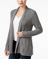 Roxy Juniors' Old Pine Open-Knit Cardigan