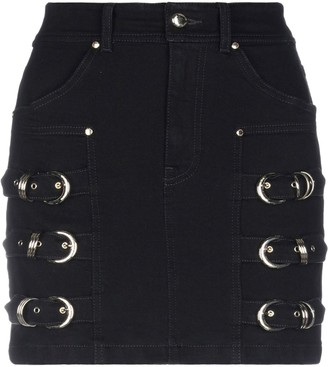 Versace Jeans Couture Denim skirts
