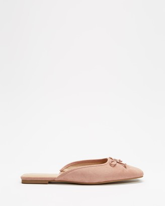 Therapy Women's Pink Loafers - Odette - Size 7 at The Iconic