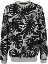 Markus Lupfer Monstera Judd sweatshirt - men - Cotton - S