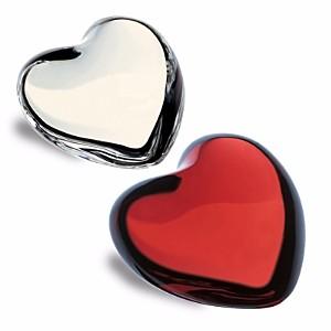 Baccarat Puffed Heart, Clear