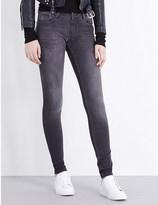 Maje Jaw skinny high-rise jeans