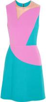 Roksanda Barham crepe mini dress