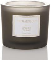 Archipelago Botanicals Grey Spiced Tobacco Glass Candle