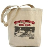 Discovery Deadliest Catch Brotherhood of the Sea Tote Bag