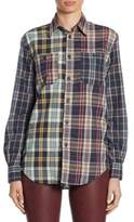 Polo Ralph Lauren Relaxed Cotton Madras Shirt
