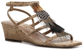 New York Transit Kings Queen Wedge Sandal