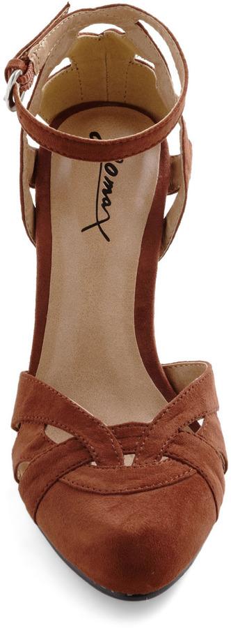 Cinnamon Scones Heel