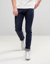 Levis 505c Slim Fit Orange Tab Jeans Orange Rinse Wash