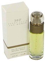 Perry Ellis 360 by Mini EDT Spray (without Cap) .25 oz for Women - 100% Authentic