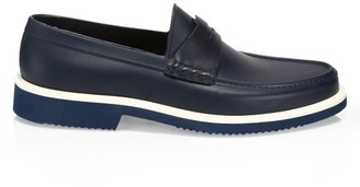 Saks Fifth Avenue COLLECTION Penny Loafers