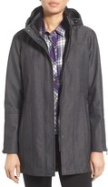 Kristen Blake Women's Water Repellent Hooded Soft Shell Jacket