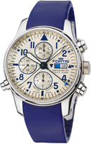 Fortis F-43 Flieger Chronograph Alarm 702.20.92 SI.05 Men's Swiss Automatic Watch