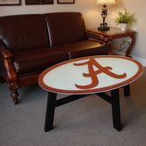Alabama Crimson Tide Coffee Table
