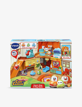 Vtech Toot-Toot Cory Carson Corys Stay & Play Home