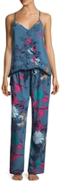 Josie Women's Enchanted Garden Tank and Pants