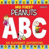 """My First Peanuts: ABC"" Board Book"