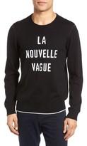 AG Jeans Men's Cedric Cotton & Cashmere Sweater