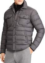 Polo Ralph Lauren Quilted Down Shirt Jacket