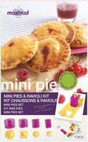 Mastrad 10-Piece Mini Pies and Ravioli Making Kit