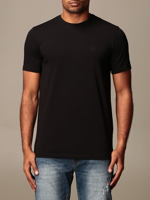 Armani Exchange Cotton T-shirt With Logo