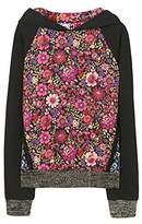 Desigual Girl's Sweat_grebe Sweatshirt,(Manufacturer size: 7/8)