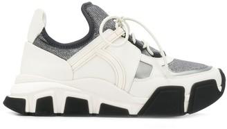 Salvatore Ferragamo chunky lo-top sneakers