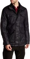Rogue Double Front Zip Long Sleeve Jacket