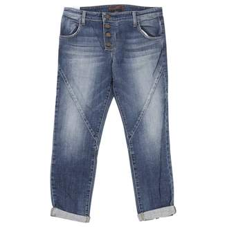 Joe's Jeans \N Blue Cotton Jeans