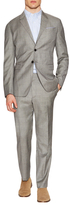 Paul Smith Sharkskin Wool Tailored Fit Suit