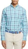 Vineyard Vines Freshwater Plaid Tucker Classic Fit Button-Down Shirt