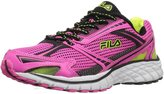 Fila Unisex Children's Nitro Fuel Running Shoe Size 6 M