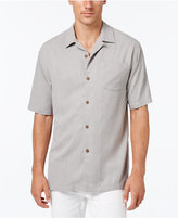 Tommy Bahama Men's Tiki Palms Silk Short-Sleeve Shirt, A Macy's Exclusive Style