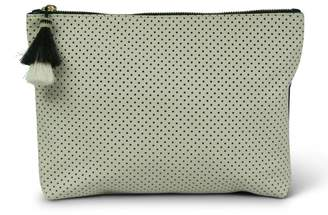 Kempton & Co. Chalk Perforated Pouch