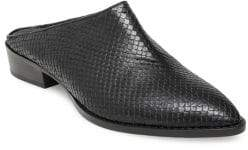 fc8b29b3ac3 Andrew Leather Pointed Mules