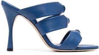 Manolo Blahnik Gyrica mule sandals