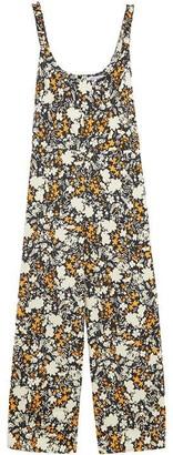 Great Plains Verbena Floral Jumpsuit
