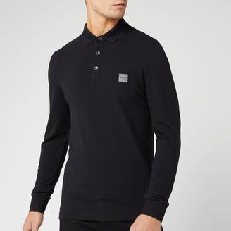 HUGO BOSS BOSS Men's Passerby Long Sleeve Polo Shirt