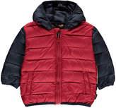 Imps & Elfs Colourblock Hood Down-Jacket