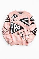 Umbro X House Of Holland Logo Crew Neck Sweatshirt